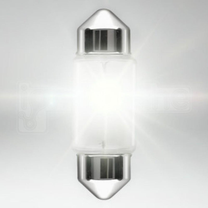 OSRAM 269 C10W 12V ORIGINAL Festoon Bulbs (Twin Pack)