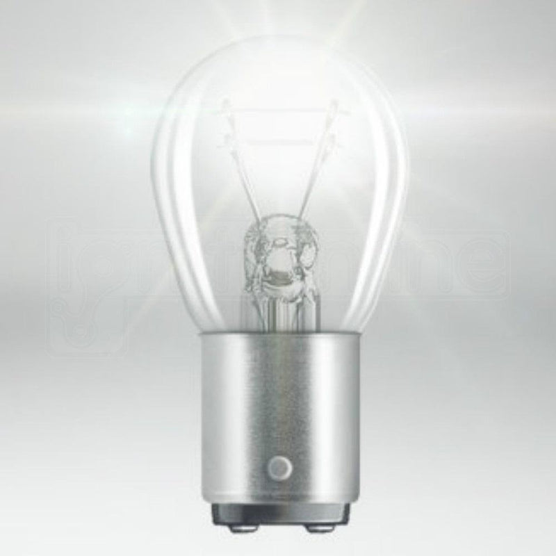 OSRAM 380 12V P21/5W ORIGINAL Bayonet Bulbs BAY15d (Twin Blister)