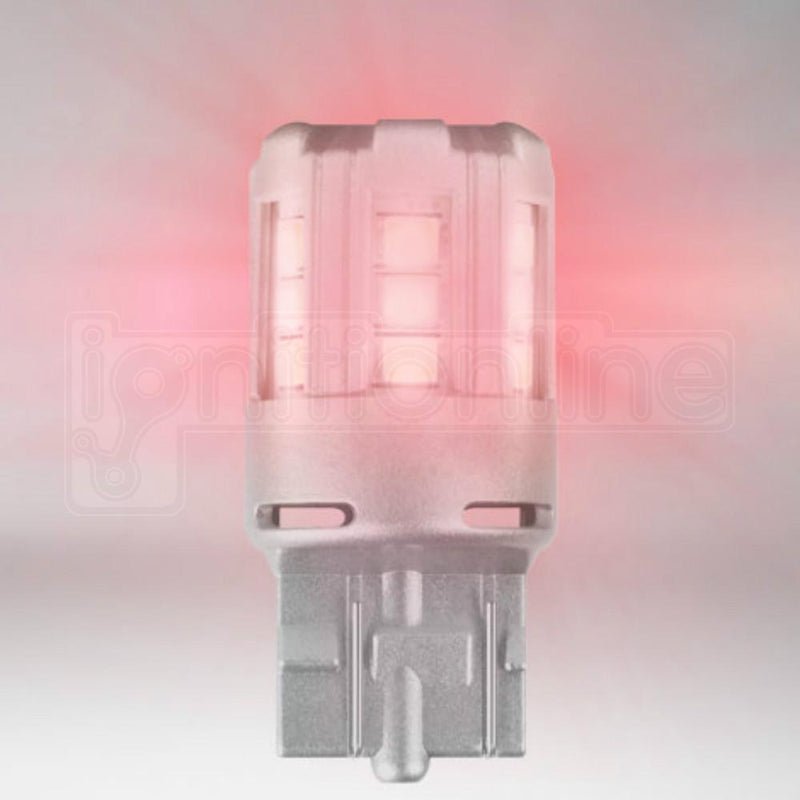 OSRAM LEDriving Standard Retrofit 580 W21/5W Red Bulbs (Twin Pack)