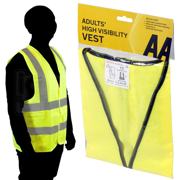 AA High Visibility Vest Adult