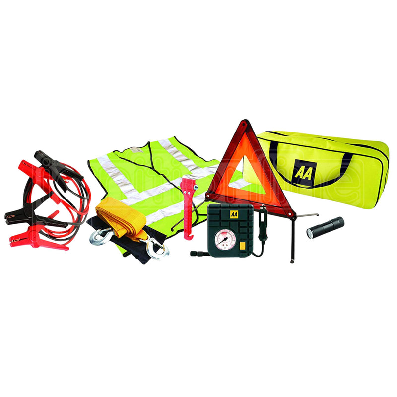 AA Breakdown And Safety Kit PLUS