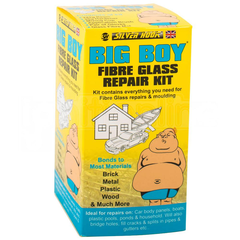 Big Boy Fibre Glass Repair Kit