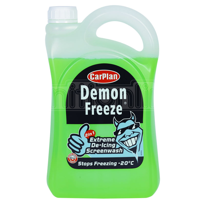CarPlan Demon Freeze 2.5 Litre