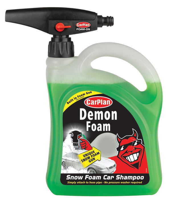 CarPlan Demon Foam 2L with Built-In Foam Gun