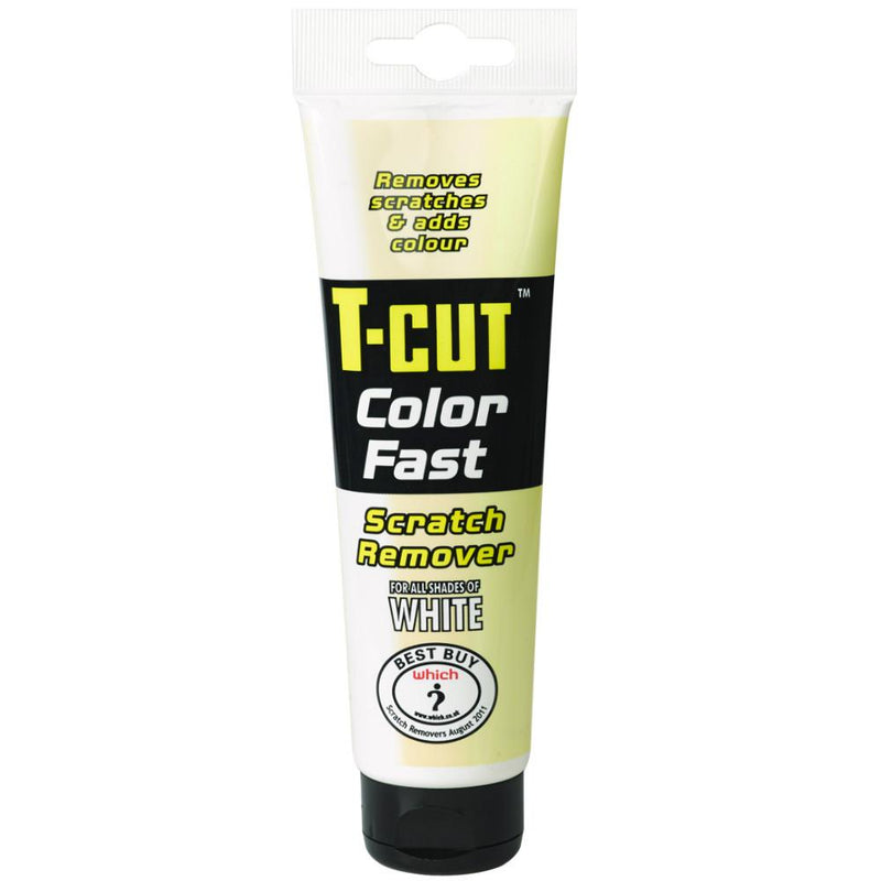 T-Cut Colour Fast Scratch Remover White 150g