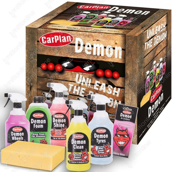 CarPlan Demon Gift Pack