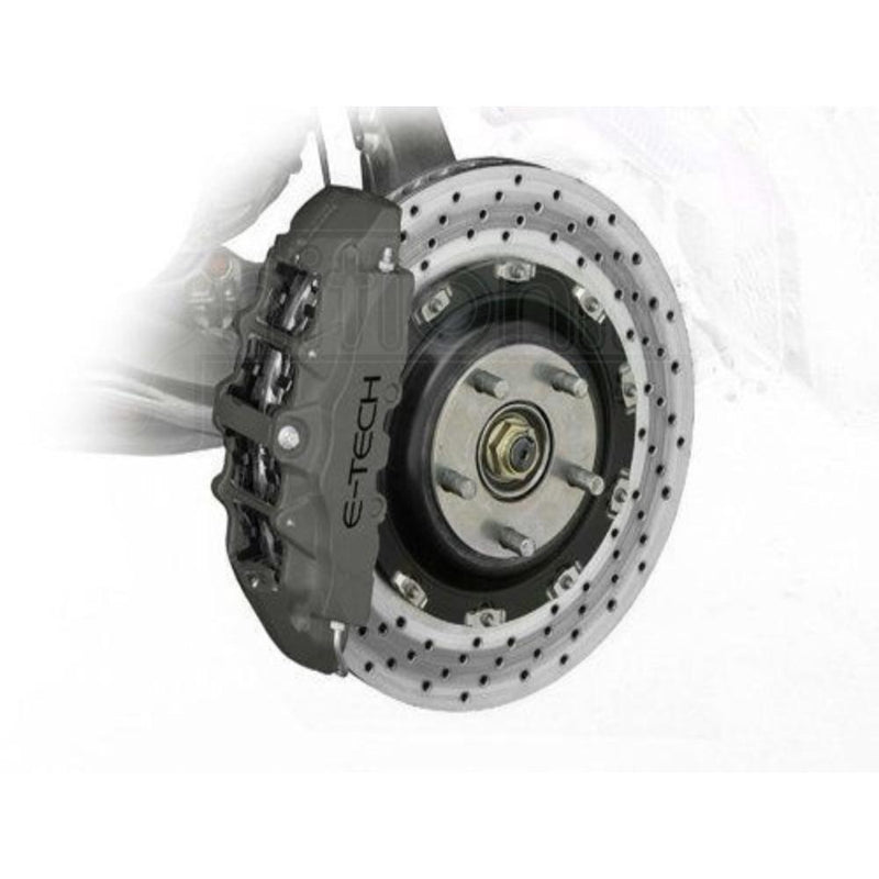 E-Tech Brake Caliper Paint - Graphite