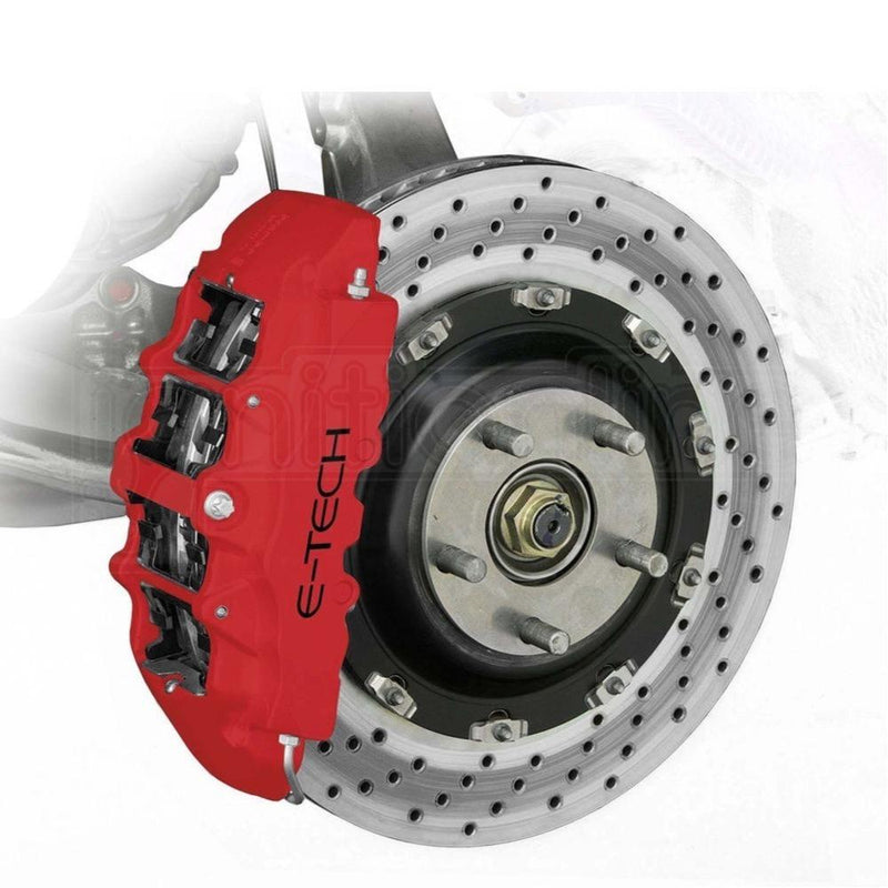 E-Tech Brake Caliper Paint - Red