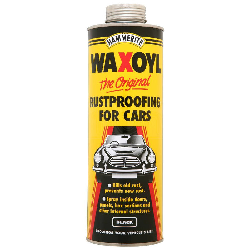 Hammerite Waxoyl The Original Rustproofing for Cars Clear 1 Litre