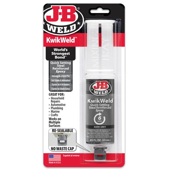 JB Weld KwikWeld Double Barrell 25ml