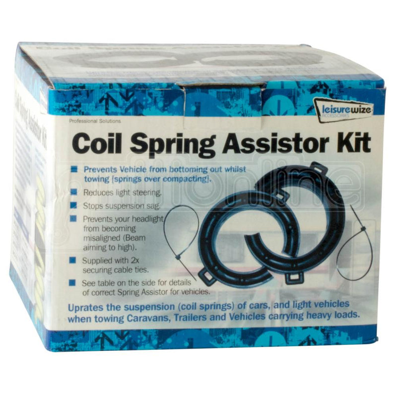 Leisurewize Coil Spring Assister Kit (PO6, 52mm - 65mm Gap)