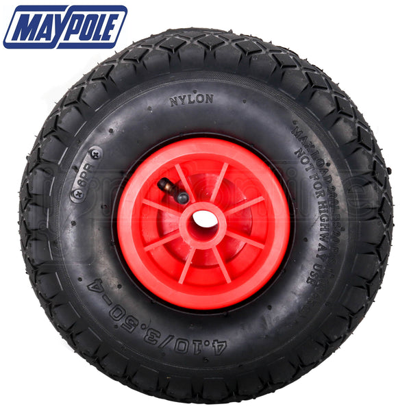 Maypole 260mm Pneumatic Wheel & Tyre