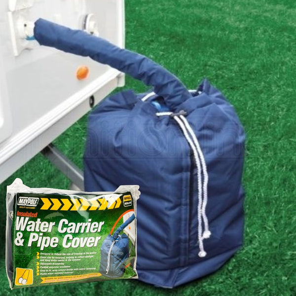 Maypole Insulated Water Carrier & Pipe Cover