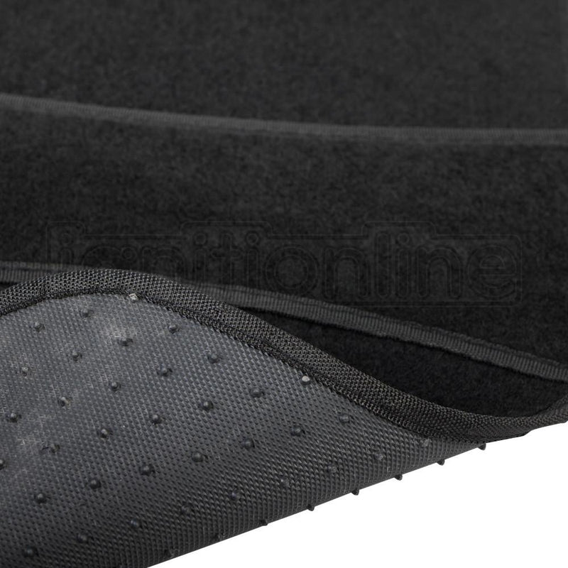 Galaxy Car Mats - Black Trim
