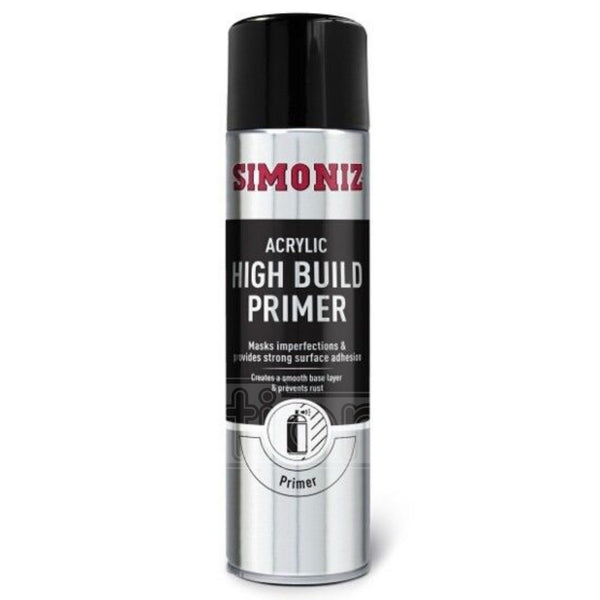 Simoniz High Build Primer 500ml