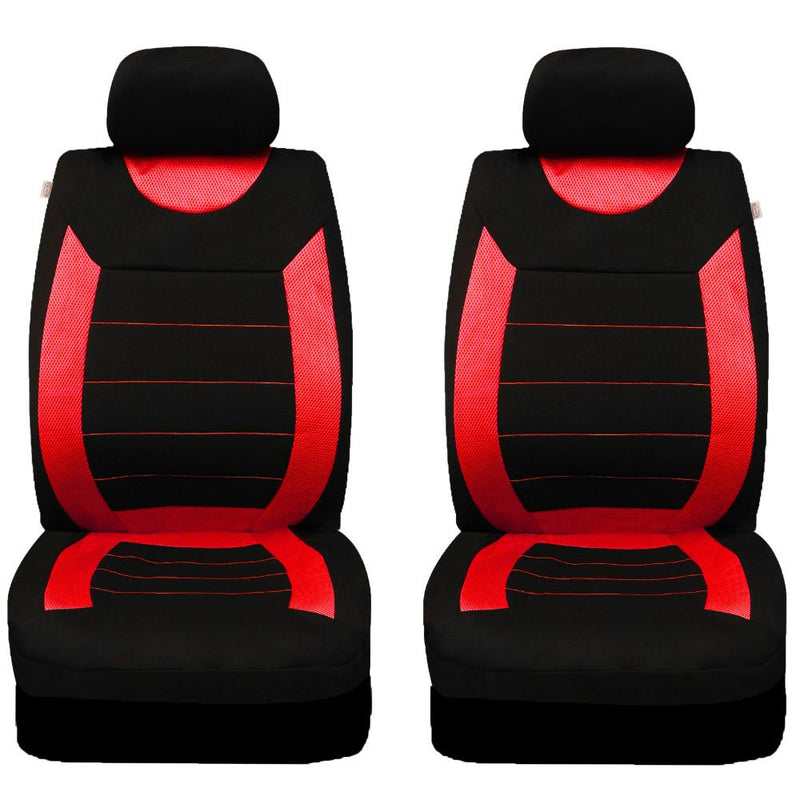 Carnaby Seat Covers Red - Full Set