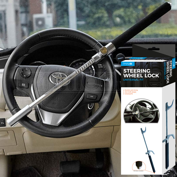 Simply Steering Wheel Lock