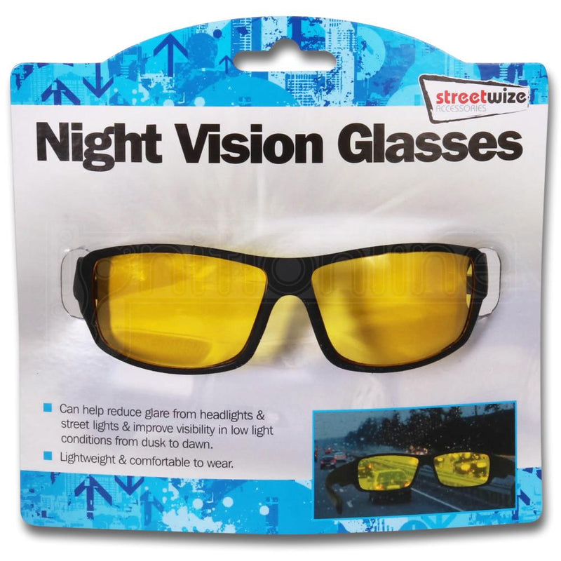 Streetwize Night Vision Glasses