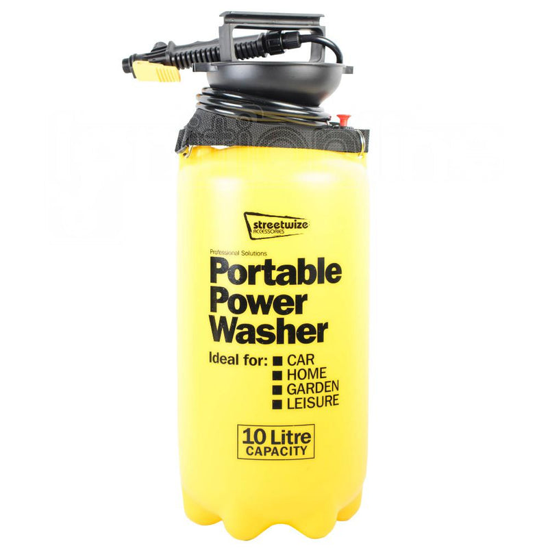 Portable Power Washer 10 Litre
