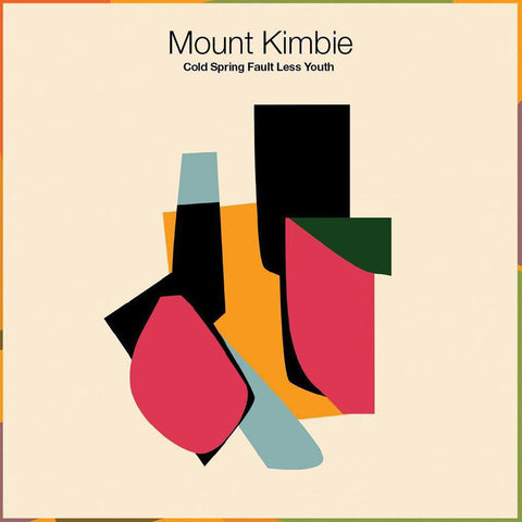 Mount Kimbie - Cold Spring Faultless Youth