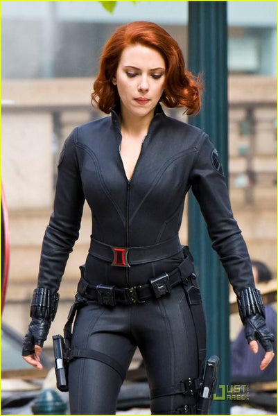 Scarlet black widow