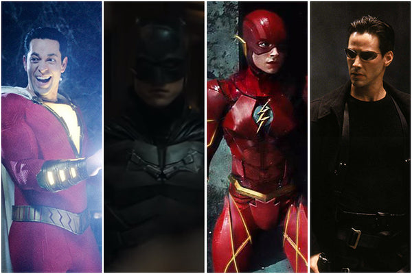 Warner Bros. is playing hot potato with its DC films! The studio is moving the release dates for The Flash, Shazam! Fury of the Gods, Black Adam and The Batman according to The Hollywood Reporter.