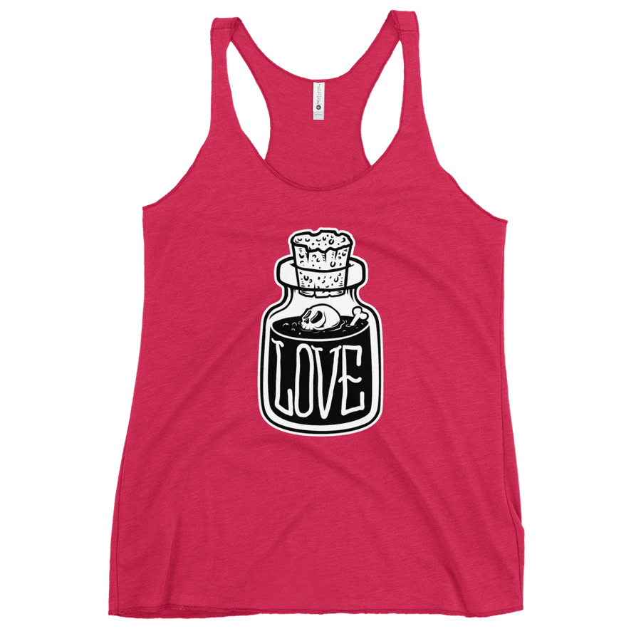 Love Potion Racerback Tank - Shop Cool Tricks