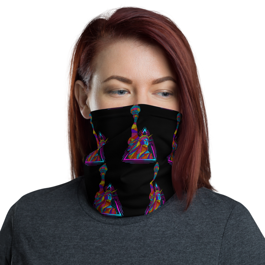 United and Strong Neck Gaiter by Cool Tricks - Shop Cool Tricks
