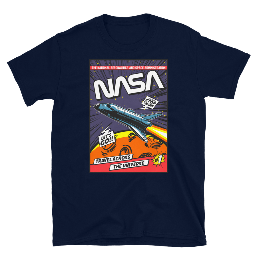 NASA SPACE EXPLORATION