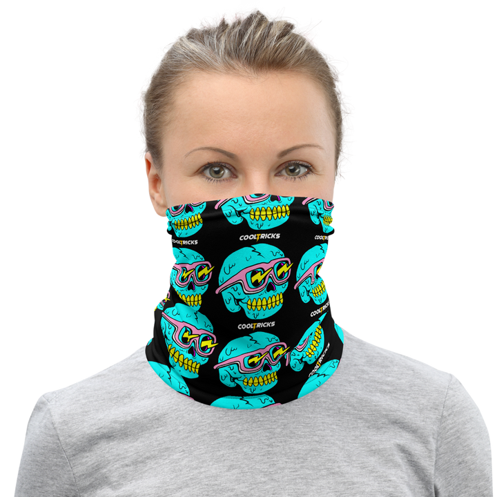 Morning Face Neck Gaiter by Cool Tricks - Shop Cool Tricks