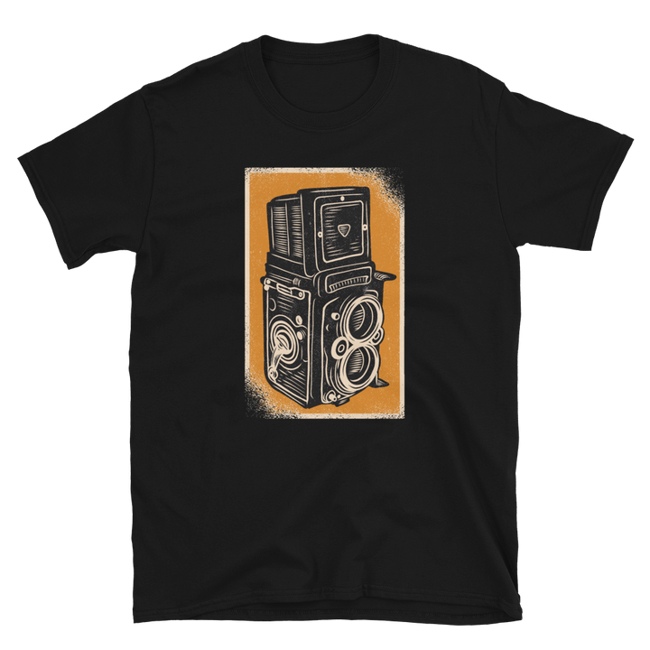 Rolleiflex Camera by Awebo - Shop Cool Tricks