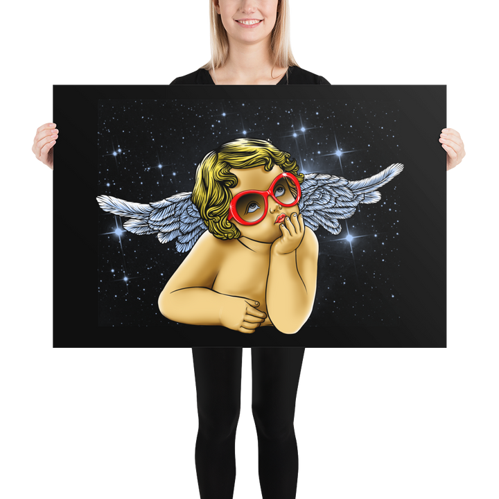 MODERN CHERUB Poster - Shop Cool Tricks
