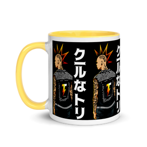 KANJI PUNK DUDE Mug - Shop Cool Tricks