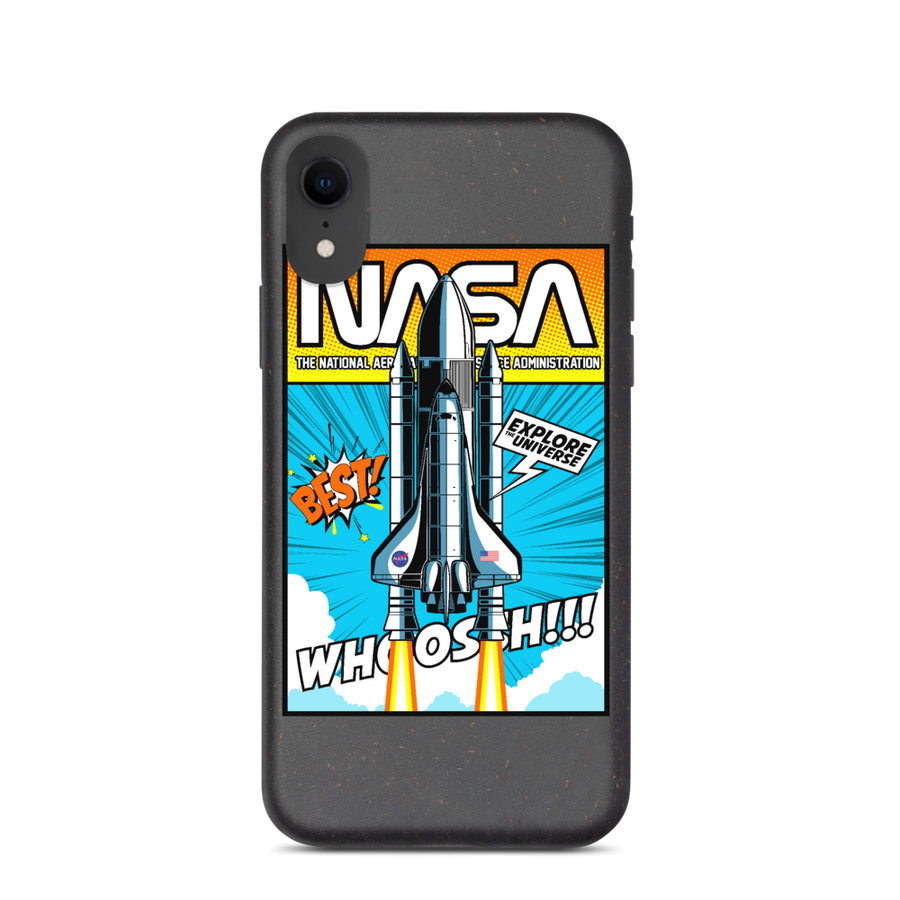 NASA STAR Biodegradable phone case