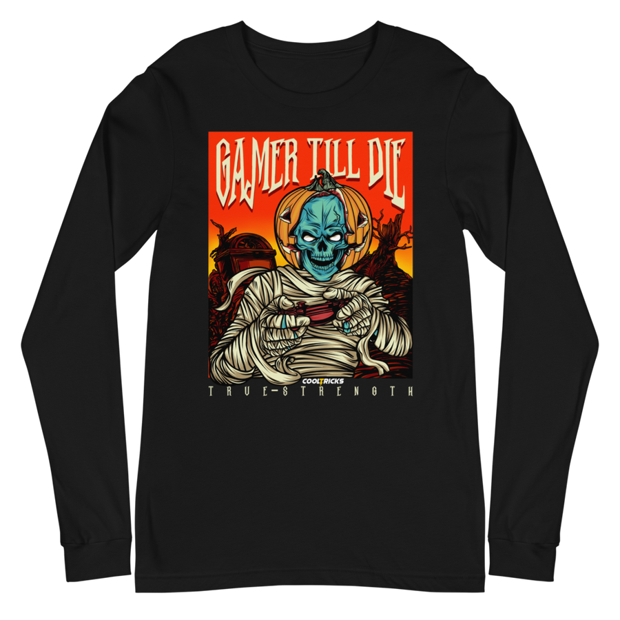 GAMER FOREVER Long Sleeve Tee
