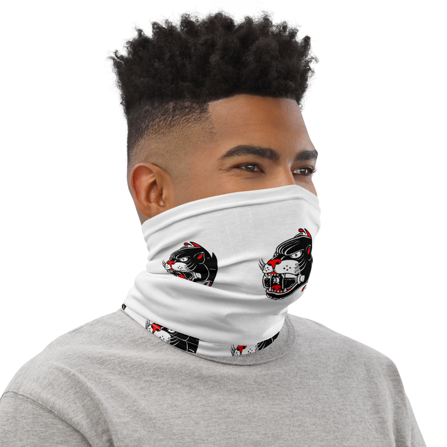 Panther Poison Neck Gaiter By Cool Tricks - Shop Cool Tricks