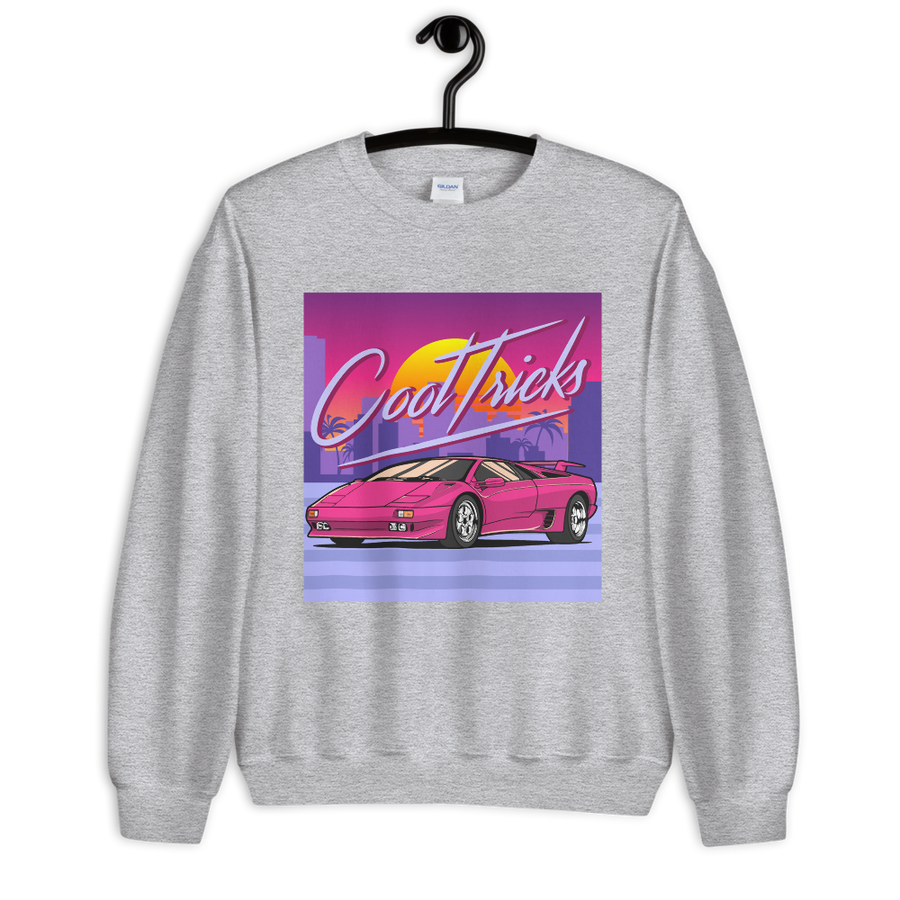 80'S SUNSET Sweatshirt