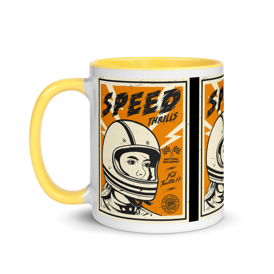 SPEED THRILLS Mug