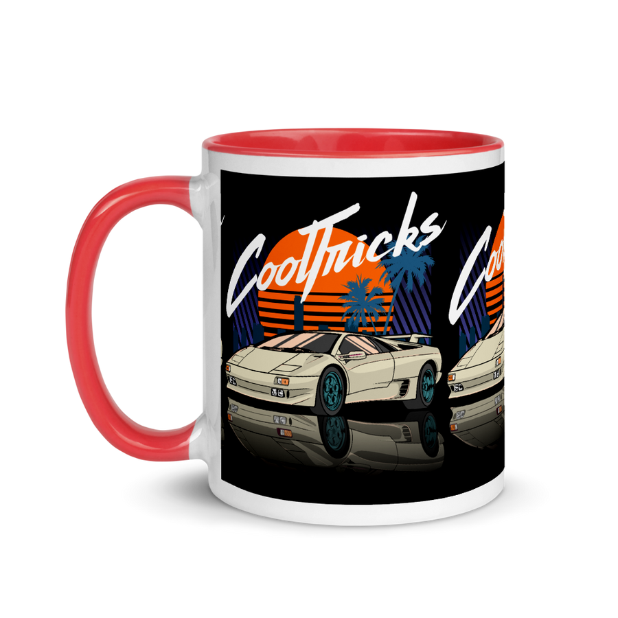 CALIFORNIA DREAM Mug - Shop Cool Tricks