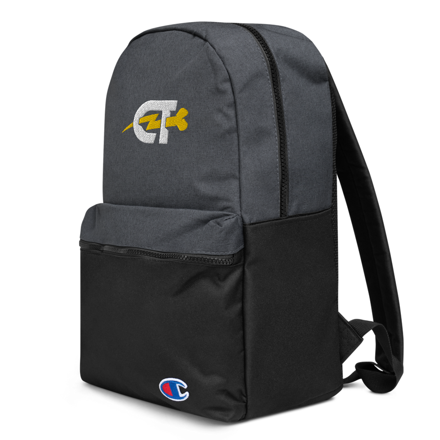 COOL TRICKS Embroidered Champion Backpack - Shop Cool Tricks