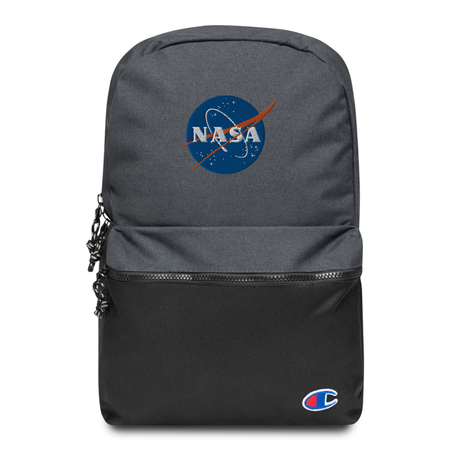 NASA Embroidered Champion Backpack - Shop Cool Tricks