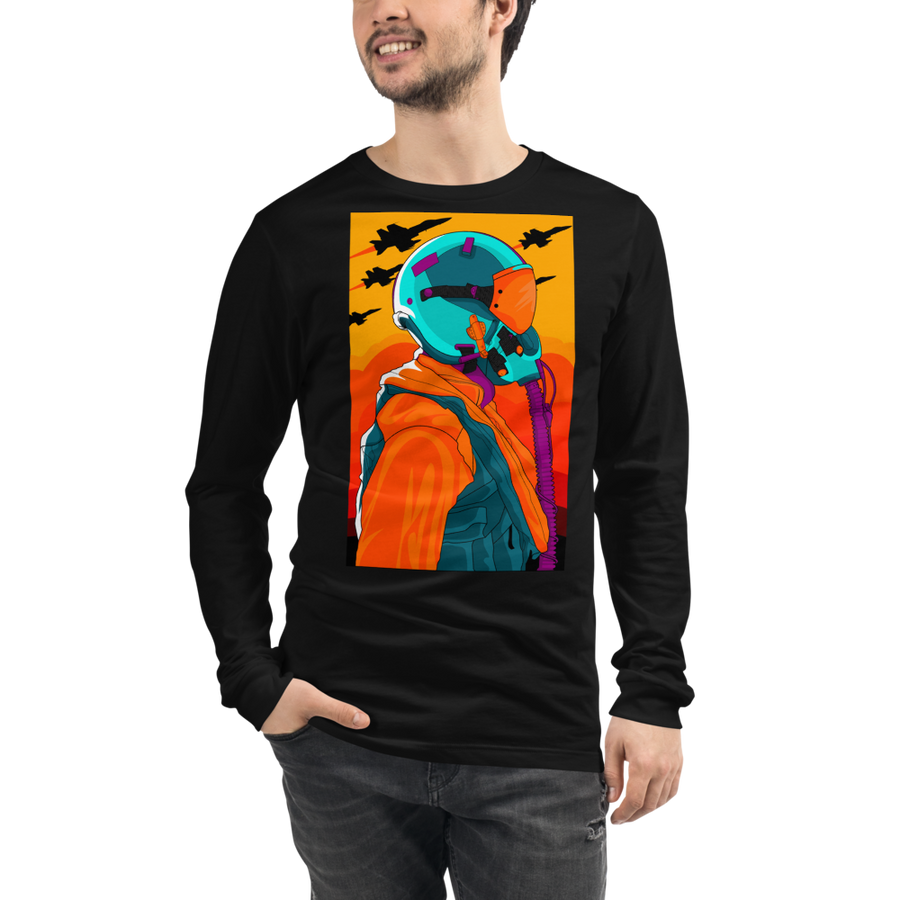 BING BANG MAVERICK Long Sleeve Tee