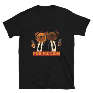 Pug Fiction by Awebo - Shop Cool Tricks