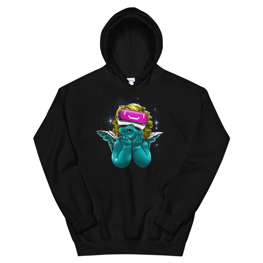 MILLENNIAL CHERUB Hoodie - Shop Cool Tricks
