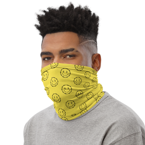 HAPPY BARB Neck Gaiter BY COOL TRICKS