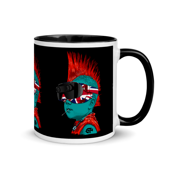 UNITED VR Mug - Shop Cool Tricks