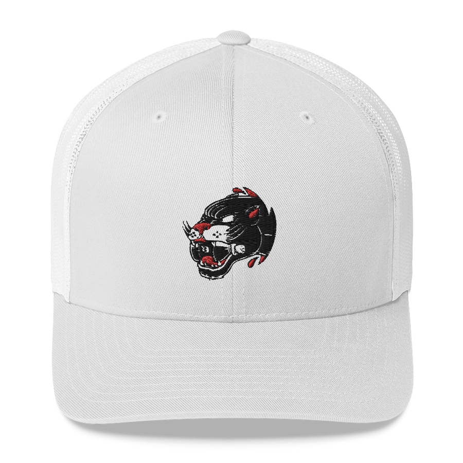 PANTHER POISON Trucker Cap - Shop Cool Tricks