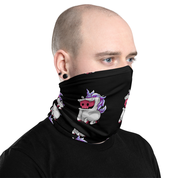 Skeletcorn Neck Gaiter by Cool Tricks - Shop Cool Tricks