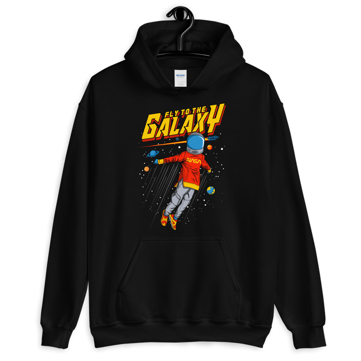 NASA GALAXY Hoodie - Shop Cool Tricks