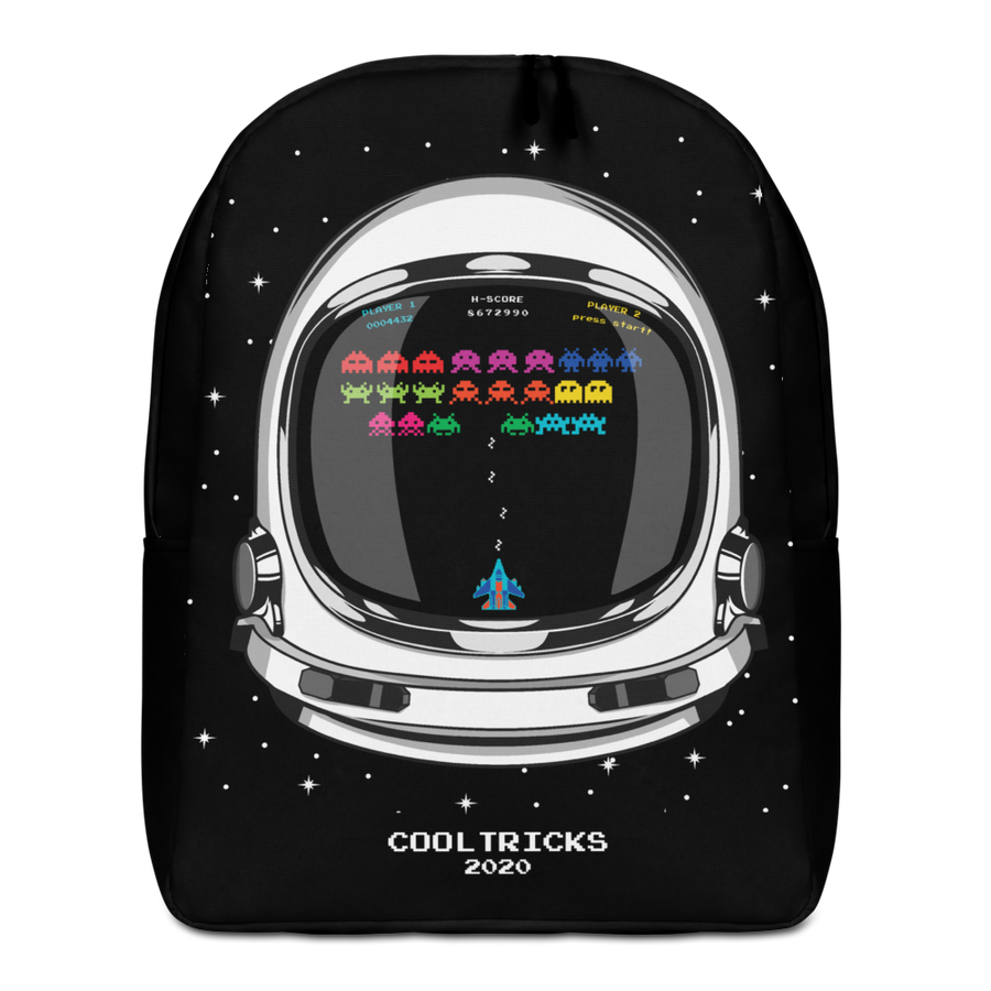 SPACE WARS Backpack - Shop Cool Tricks